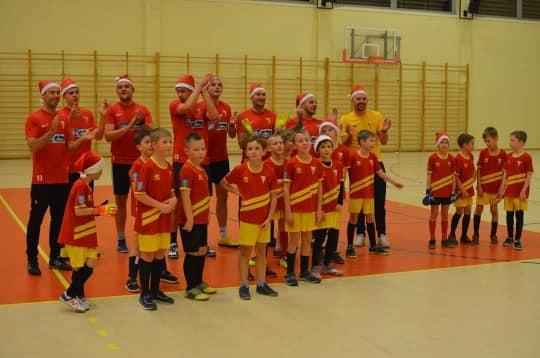 Mecz z elfami